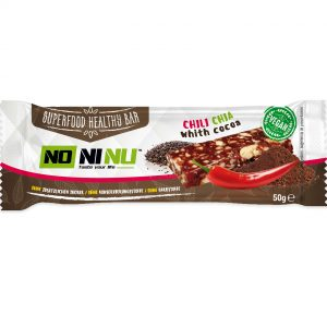 Superfood Healthy Bar - Chili Chia With Cocoa - NoNiNu