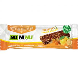 Superfood Healthy Bar - Incaberry & Lemon Flavour - NoNiNu